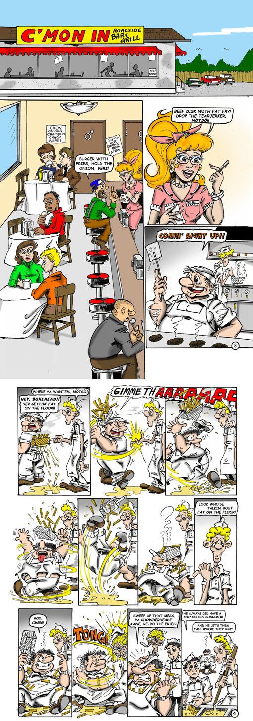 Smorty Smythe #1 pg. 03-04