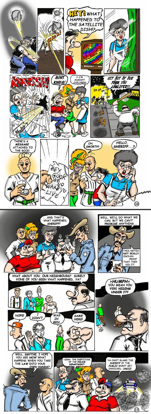 Smorty Smythe #2 pg. 16-17