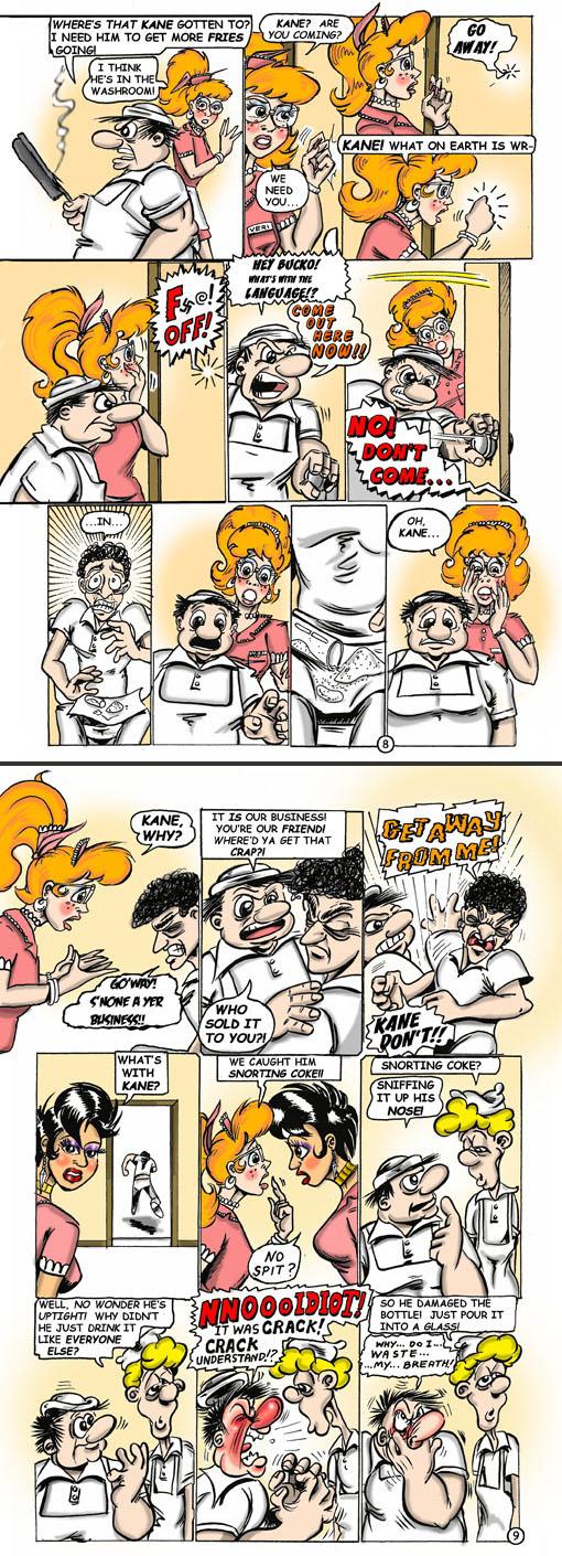 Smorty Smythe #4 pg. 08-09
