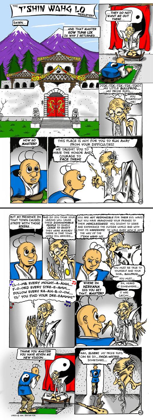 Smorty Smythe #4 pg. 39-40