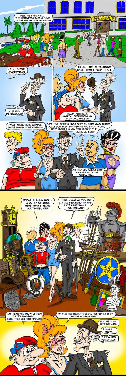 Smorty Smythe #6: pg. 04-05