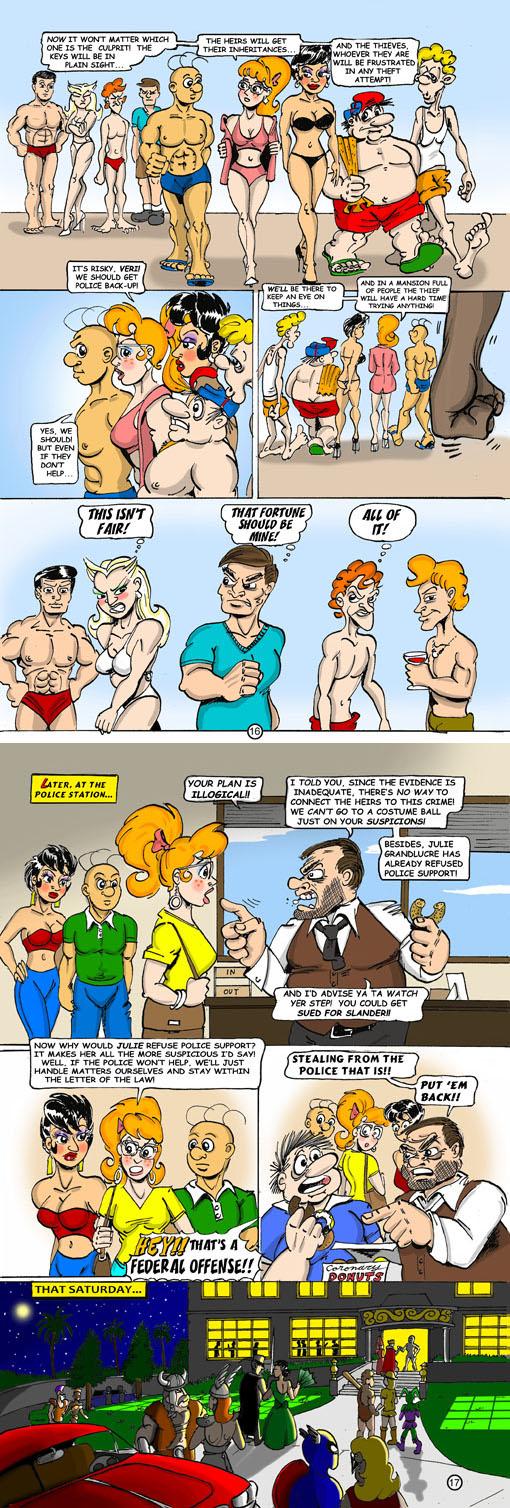 Smorty Smythe #7 pg. 16-17